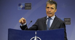 NATO chief eyes more bases in E. Europe to confront Russia