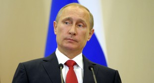 Putin: Russians need to engage, but have no confrontation with wider world