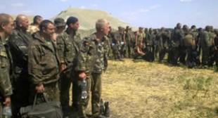 Over 400 Ukrainian troops cross into Russia for refuge
