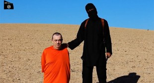 Islamic State claims execution of UK hostage David Haines, releases video