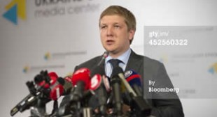 Ukraine gas chief takes on Russia's Gazprom in race with winter