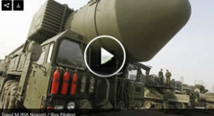 Lavrov: High time to rearm, Moscow's military upgrade long overdue
