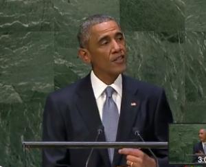 Obama's Propagandistic UN Address  | Consortiumnews