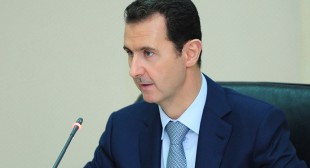 Assad calls to stop funding armed groups in Syria, Iraq