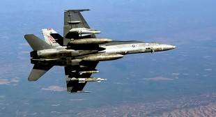 """US launches first """"offensive"""" airstrike on ISIS near Baghdad"""