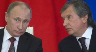 """Rosneft may get $40bn """"get out of debt free"""" check from Kremlin"""