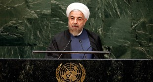 "Iran's Rouhani blames ""certain intelligence agencies"" for rise of global extremism"
