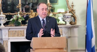 """Scots were tricked into voting """"No"""" – Salmond"""