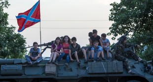 """Ukraine crisis: What if Novorossia is full of""""Texicans""""?"""