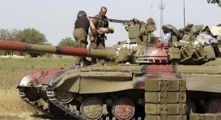 Ukraine peace plan: Withdraw military hardware, exchange POWs, open corridors