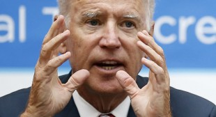 """Biden tries to distance US from the mess in the Mideast"""