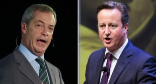 """Cameron """"hemorrhaging support"""": Millionaire Tory donor defects to UKIP"""