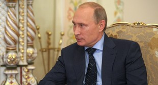 "Putin: Russia's isolation is ""absurd and illusory goal"""