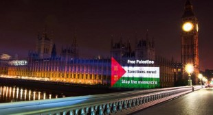 UK parliament to vote on historic Palestine motion