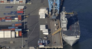 Moscow to seek damages if Mistral ship not delivered by end Nov – source