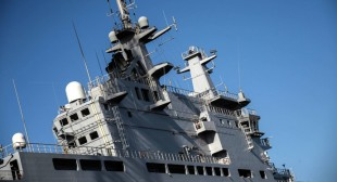 Hi-tech gear stolen from Russia's Mistral warship in France