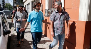 "Six released Guantanamo detainees ""happy to be"" in Uruguay"