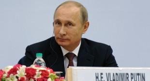 "Russian public names Putin ""€˜Man of the Year""€™ -€"" fresh poll"