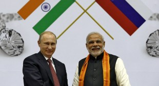 20 deals in 24 hours: Russia-India relations given $100 billion-worth boost