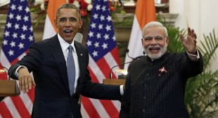 US & India reach 'breakthrough understanding' on stalled civil nuke trade deal
