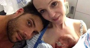 British couple stranded in NYC with £130,000 medical bill, son born prematurely