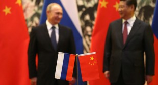"Chinese diplomat lectures West on Russia's ""real security concerns"" over Ukraine"