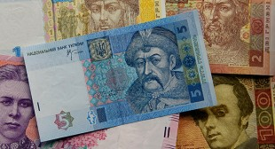 Ukrainian hryvnia in free fall after Central Bank scraps currency support