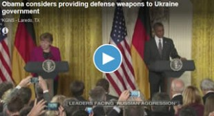 If the U.S. Arms Ukraine, Russia Vows Retaliation