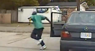 Dashcam footage from SC shooting shows Walter Scott running away from officer