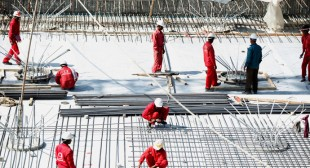 """Slave labor"" Migrants building Guggenheim, Louvre in UAE ""treated like battery hens"""
