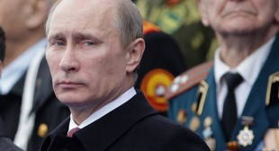 """""""My breathing mom was among corpses"""": Putin recalls his parents' WWII ordeal"""
