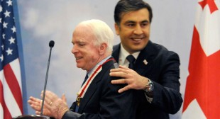 McCain advising Ukraine? It's totally insane!