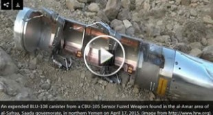 S. Arabia bombs Yemen with US-supplied cluster bombs – HRW