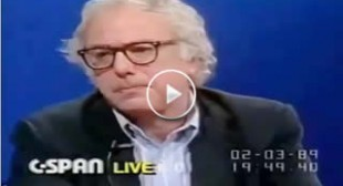 Bernie Sanders Has Been Against CIA's Role in Destroying Democracy Since His Early Days in Politics (Video)