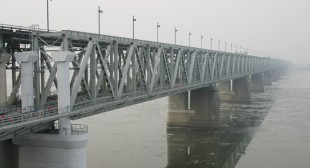 China allocates $96mn for Sino-Russian Amur Rail Bridge