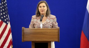 Nuland in Moscow: Squeaky bum time for Kiev?