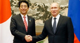 Japan: Putin,s visit to Tokyo may settle Kuril Islands dispute