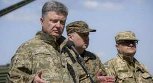Poroshenko violates Minsk deal vowing to recapture Donetsk Airport – Kremlin