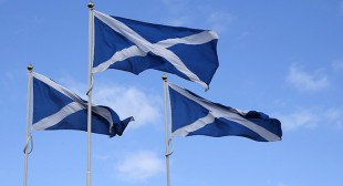 TakeUsWithYouScotland: 1000s in N. England sign petition to join 'future independent Scotland'