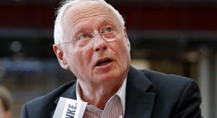 'F**k US imperialism': Germany's ex-finance minister slams defense secretary's Europe visit
