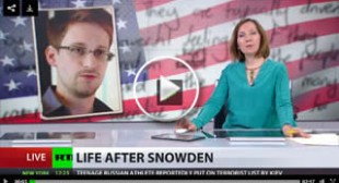 Snowden still on the lam 2 years after blowing whistle on illegal NSA activities