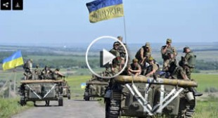 60,000 military involved in E. Ukraine op – President Poroshenko