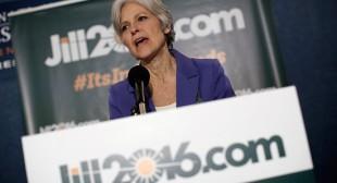 Jill Stein announces 2016 Green Party presidential bid