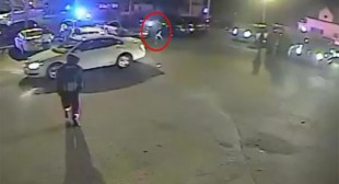 Iowa cops shot unarmed bystander 5 times, lied about the incident