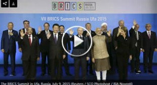 BRICS/SCO summits at a glance: New Development Bank, Greece crisis, Iran oil