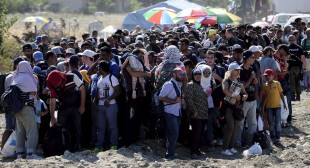 Mass migration: Destroyer of empires and super powers
