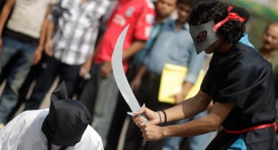 "Saudi Arabia's 175 ""mass judicial executions"" in 1 yr condemned by Amnesty"