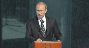 "Putin: ""Not important how I'm called, only what I do for my country"""