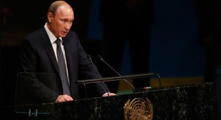 Do you realize what you have done? – Putin gives the war party a bootin'