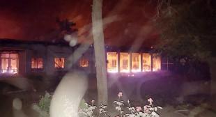 Suspected US airstrike hits hospital in Kunduz, Afghanistan